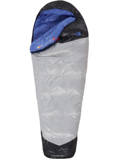 The North Face Blue Kazoo Sleeping Bag Women Regular High Rise Grey/Stellar Blue